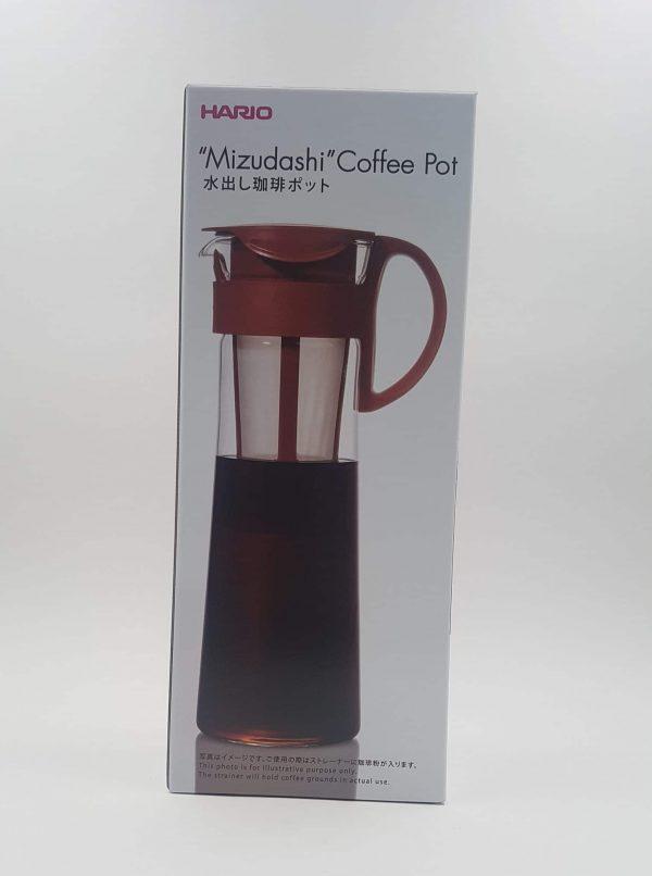 Mizudashi Red