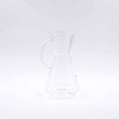 Cafetera de Filtro con Asa de Cristal 3 Tazas Chemex BBarista