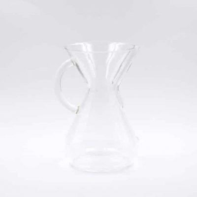 Cafetera de Filtro con Asa de Cristal 8 Tazas Chemex BBarista