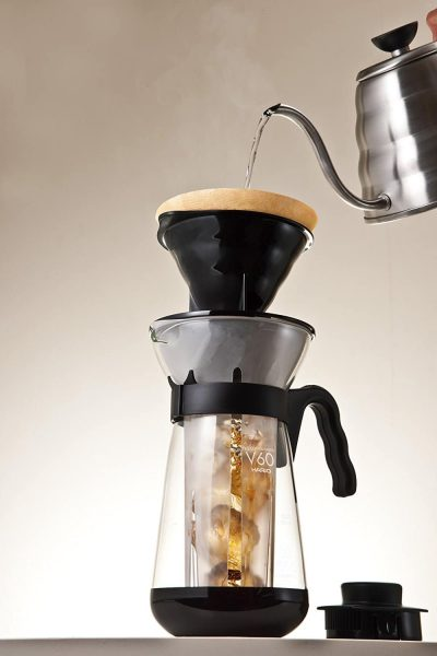 Cafetera Hario v60 Fretta BBarista