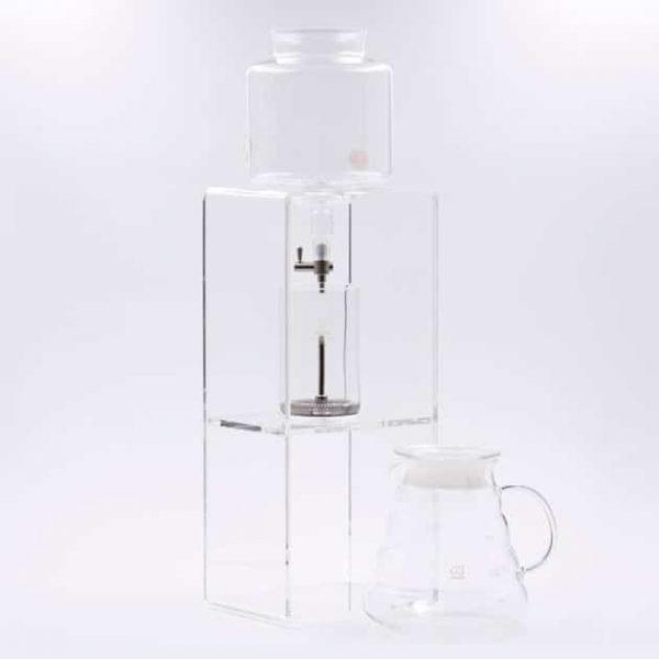Cafetera Cold Brew en Torre Transparente BBarista