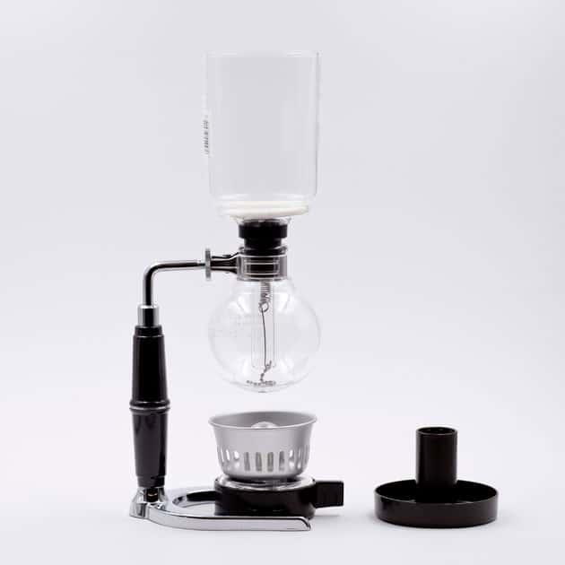 Cafetera de Sifón Technica 2 tazas de Hario BBArista