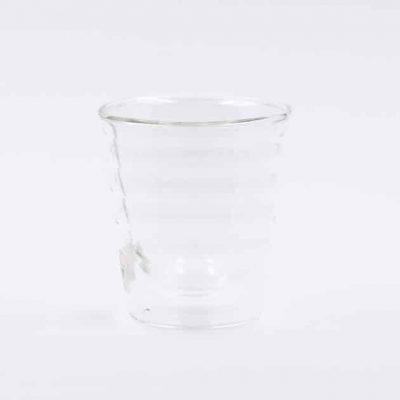Vaso de Cristal Doble Pared 180ml Hario BBarista