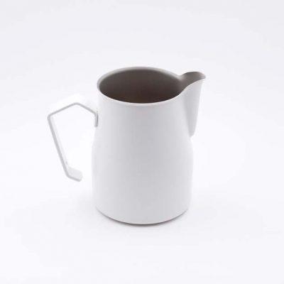 Jarra de Leche para Baristas Latte Art Blanca Motta BBarista