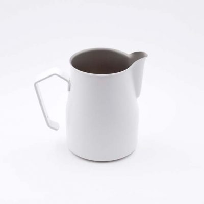Jarra Latte Art Blanca 35cl Motta BBarista