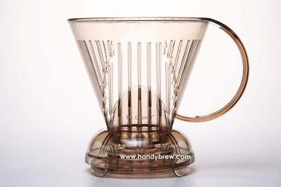 Dripper Coffee Marrón Filtro Clever BBarista