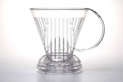 Dripper Coffee Transparentes Filtro Clever BBarista