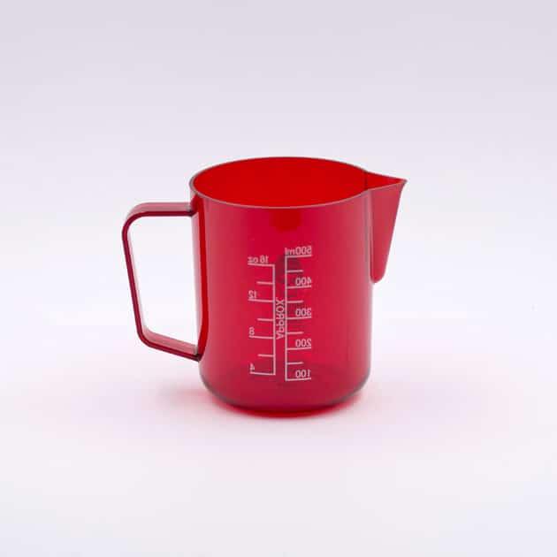 Hiroshi Sawada Hario Jarra Latte Art Roja LMP 20R BBarista
