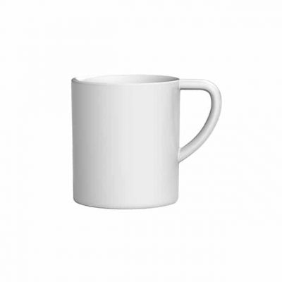 Taza para Café con Leche Blanco Bond 300ml Loveramics White BBarista