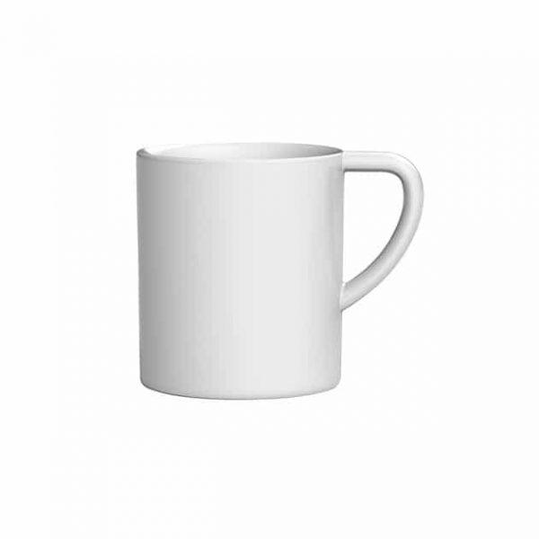 Taza para Café con Leche Blanco Bond 300ml Loveramics White BBarista