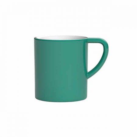 Taza para Café con Leche Turquesa Bond 300ml Loveramics Teal BBarista