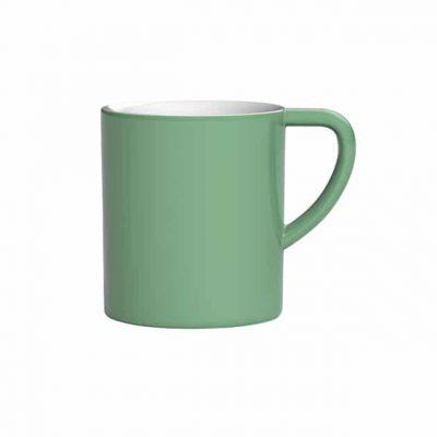 Taza para Café con Leche Verde Menta Bond 300ml Loveramics Mint BBarista