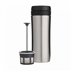 Espro Travel Mug Press Plateado B Barista
