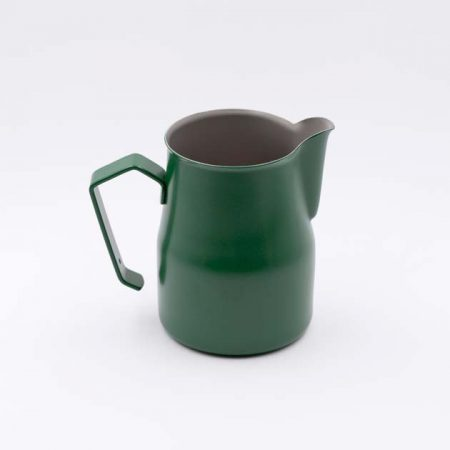 Jarra Latte Art Verde 35cl Motta BBarista