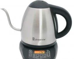 Hervidor de Agua Eléctrico para Infusiones y Café Brewista BBarista
