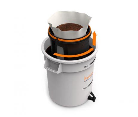 Cafetera Cold Brew Coffee Pro Kit Brewista BBarista