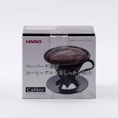 Dripper Coffee Cafetera Gotero Café Filtro Plástico Hario BBarista