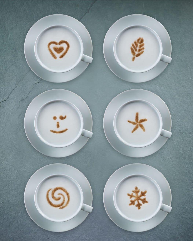 Plantilla Decoradora de Café a Polvo BBarista