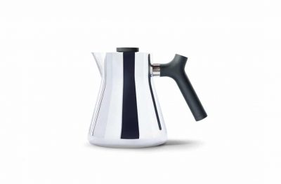 Hervidor Para Infusiones Color Acero Inoxidable Fellow BBarista