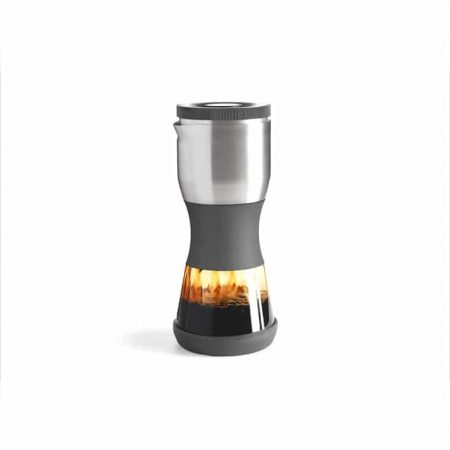 Cafetera de Filtro Fellow Duo Coffee Steeper Maroonish BBarista