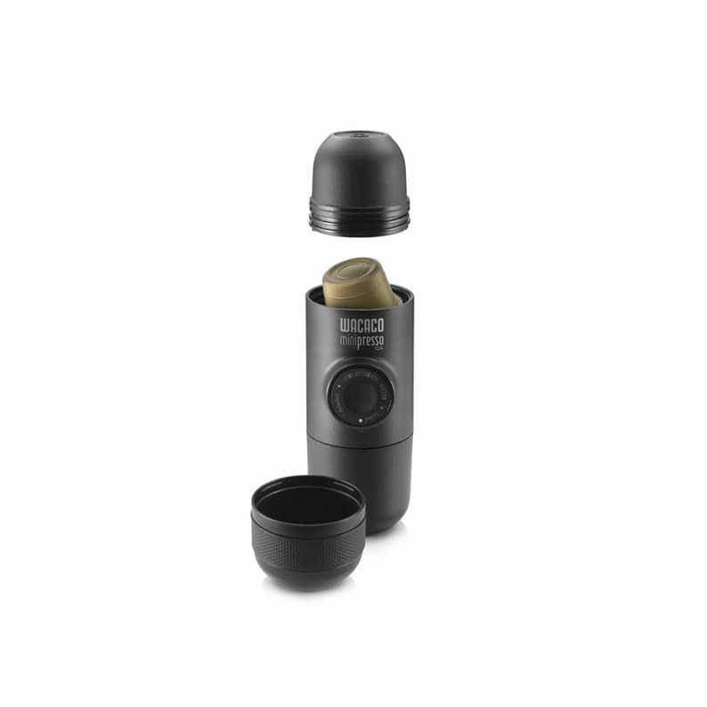 Cafetera Portátil para Capsulas Caffitaly Wacaco Minipresso Wacaco CA BBArista