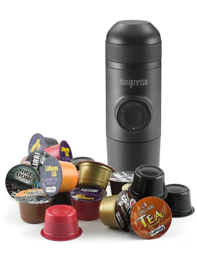 Cafetera Portátil para Cápsulas Nespresso Wacaco Minipresso Wacaco NE BBArista