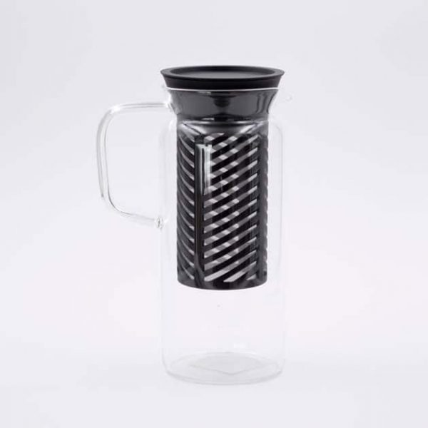 Cafetera de Cristal Cold Brew 1000 ml Rivers BBarista