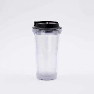 Mug Térmico para Café Doble Pared Rivers Bbarista