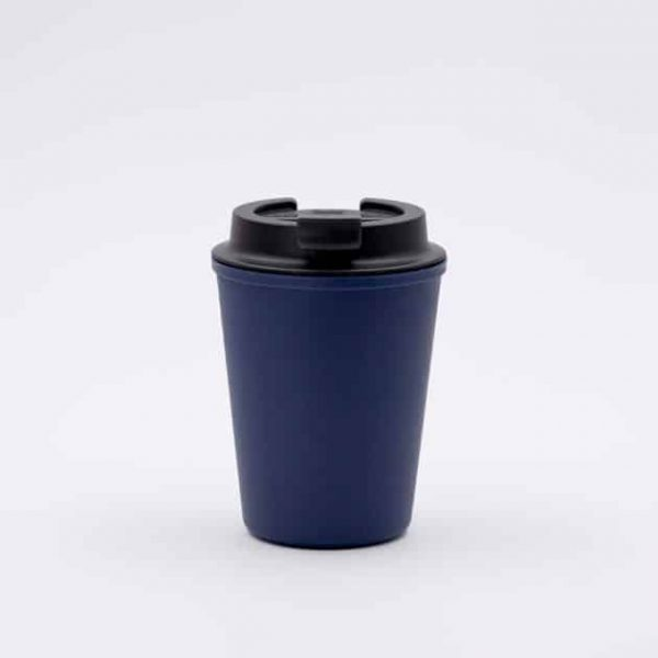 Vaso Térmico para Café Azul 350ml Rivers BBarista