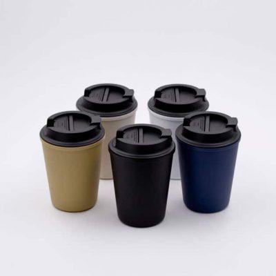 Vaso Térmico para Café Color Blanco Rivers Bbarista
