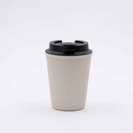 Vaso Café Térmico Color Crema 350ml Rivers BBarista