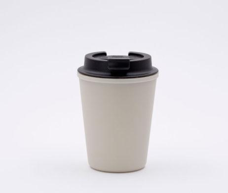 Vaso Café Térmico Color Crema 350ml Rivers BBarista