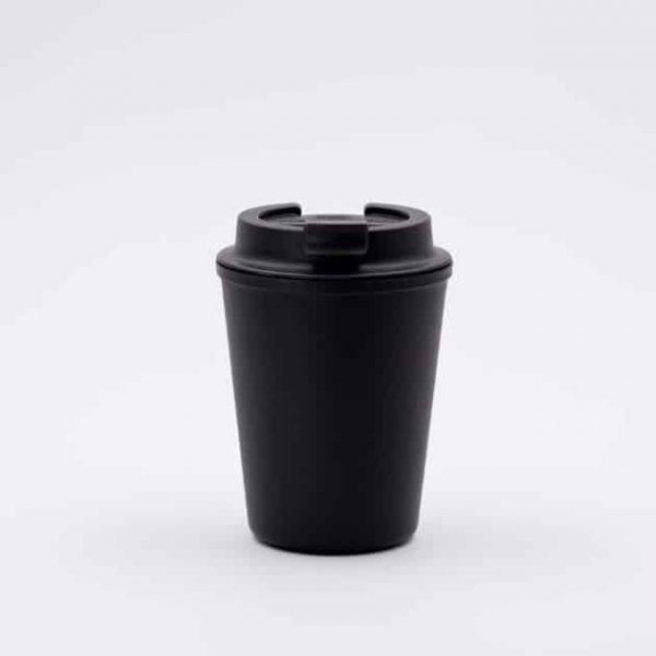 Vaso Térmico para Café Negro 350ml Rivers BBarista