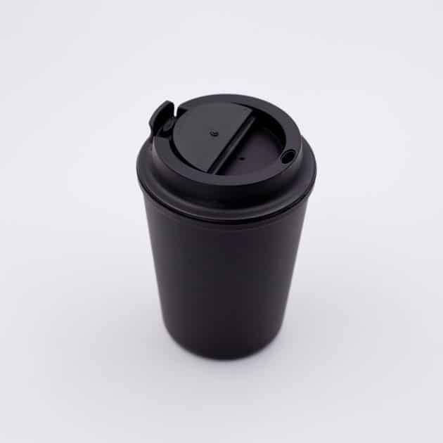Vaso Térmico para Café Color Negro Rivers Bbarista