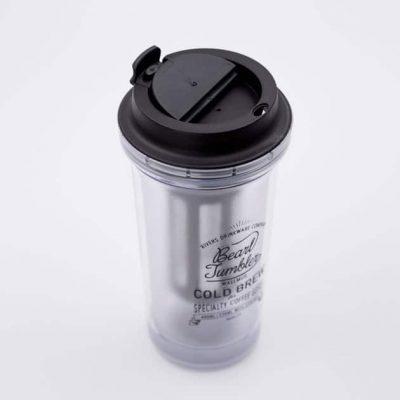 Vaso con Filtro para Café Infusionado Cold Brew Rivers Bbarista