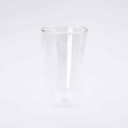Vaso de Cristal Transparente 500ml Rivers Bbarista