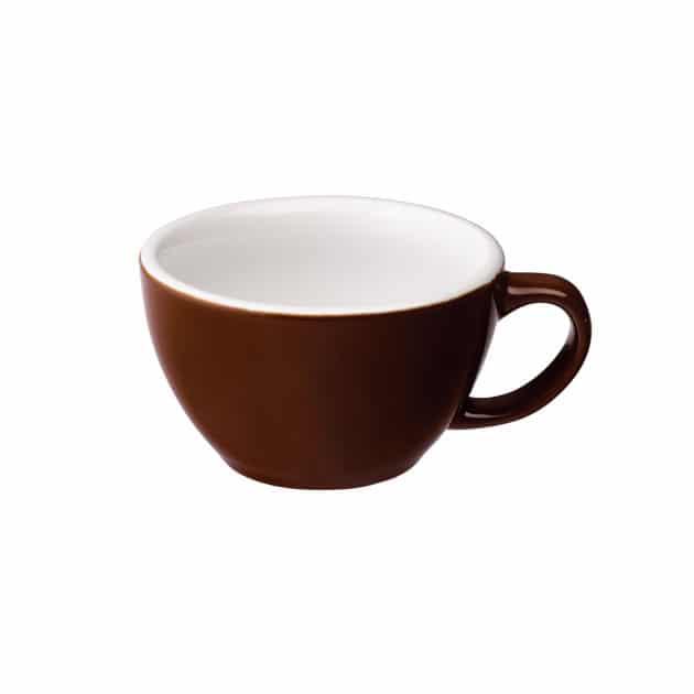 Taza para Café Latte Marrón 300ml Loveramics BBarista