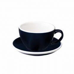 Taza para Café Latte Azul Loveramics BBarista