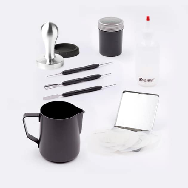 Kit Barista Black BBarista