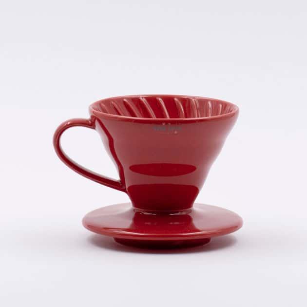Cafetera v60 Cerámica Roka Kit Hario BBarista