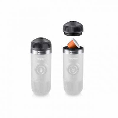 Adaptador Nanopresso Cápasulas Nespresso Novell Startbucks NS BBarista