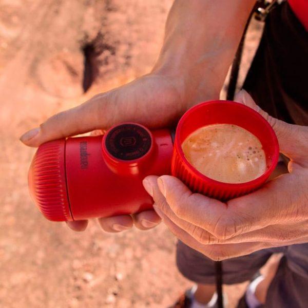 Wacaco Nanopresso Patrol Red BBarista